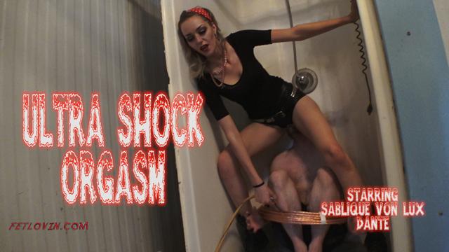 Ultra Shock Orgasm