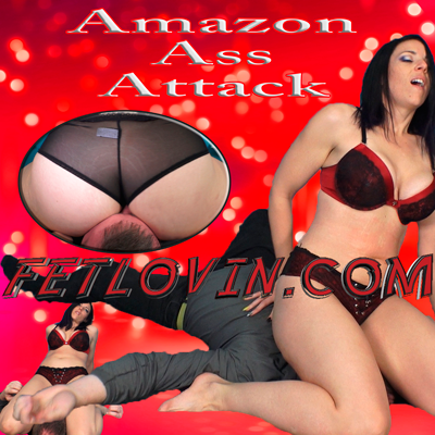 Amazon Ass Attack