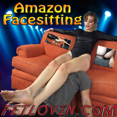 Amazon Facesitting