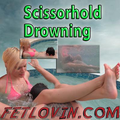 ScissorholdDrowning